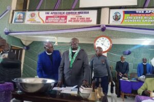Desist from evil, or face God's wrath- Clergy warn leaders in Nigeria