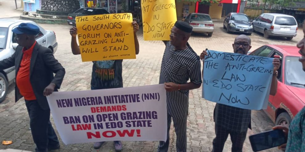 Ban On Open Grazing : Group Call On Obaseki to Urgently Pass Bill
