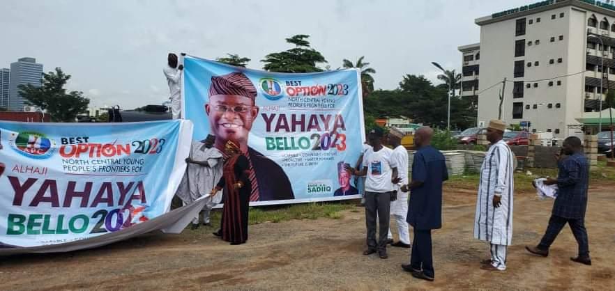 APC GYB2PYB Grassroots Mobilisation go full throttle on demand for Gov Bello for President