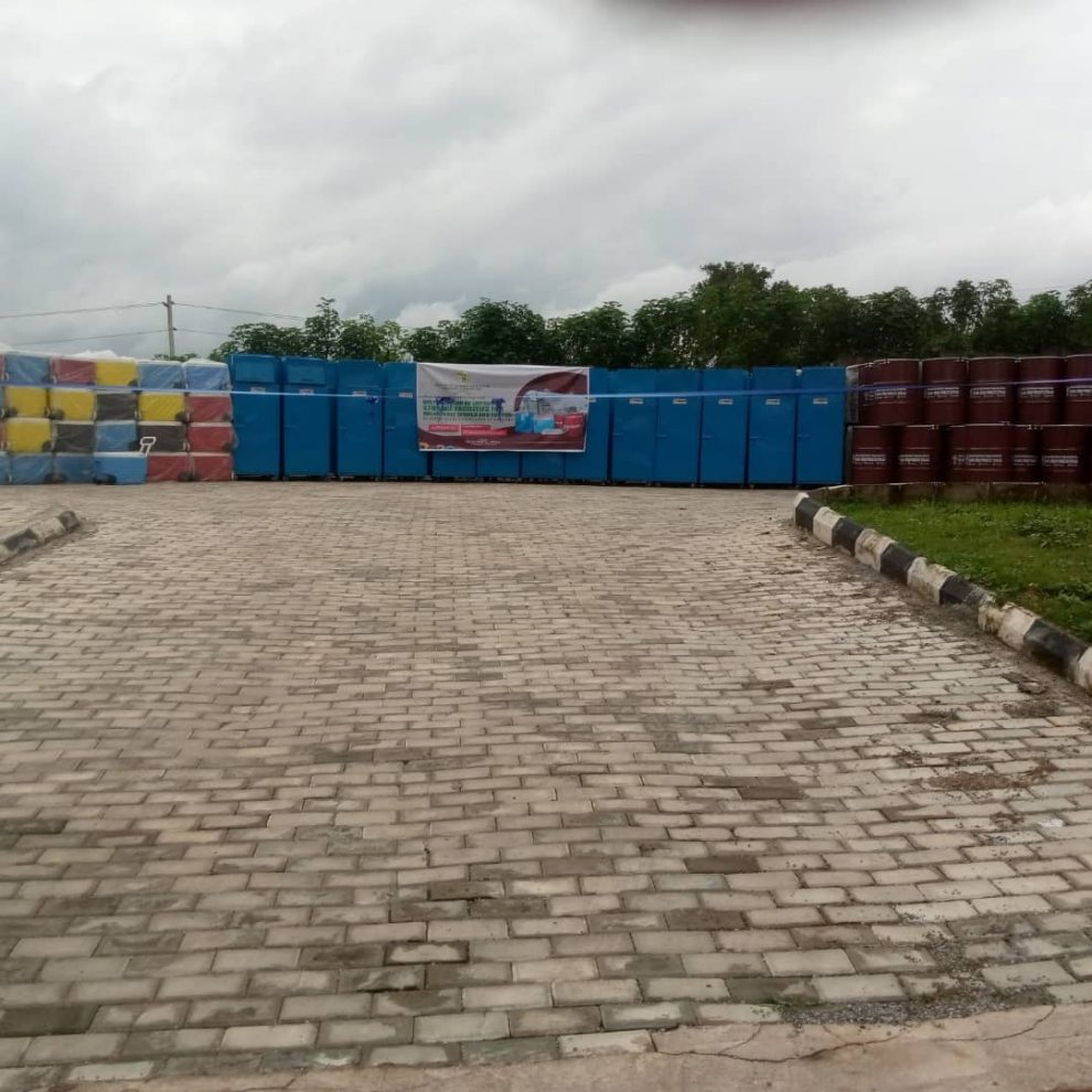NSPRI flags off distribution of storage facilities to vulnerable women, youths