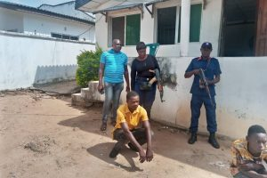 NSCDC Nabs cable thief , AEDC impersonator in Kogi.  … Says, NSCDC officer in kidnap saga a deserter..