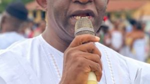 Tussle over VAT: Let Nigeria's peace, unity be paramount in our minds as responsible leaders – Hon. Sunday Karimi