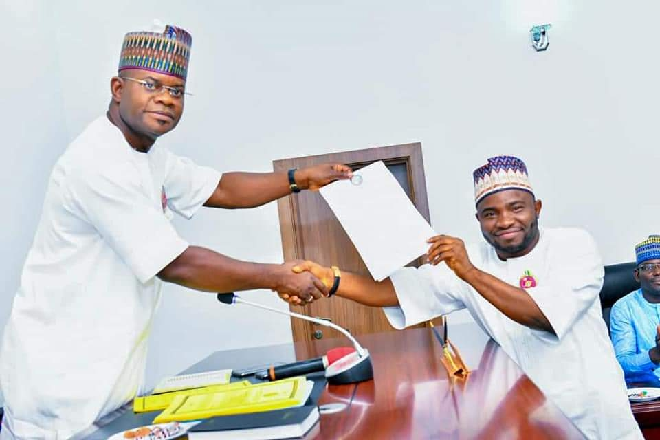 Your two years in office has greatly reengineered administrative apparatus of governor's office, Barr. Dare tells Kogi CoS.