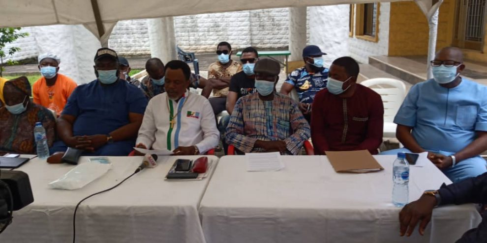 I Will Contest Chairmanship Position On Saturday:. ——Chief Francis Inegbeniki